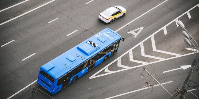 Столичным жителям предлагают дать название автобусам по требованию